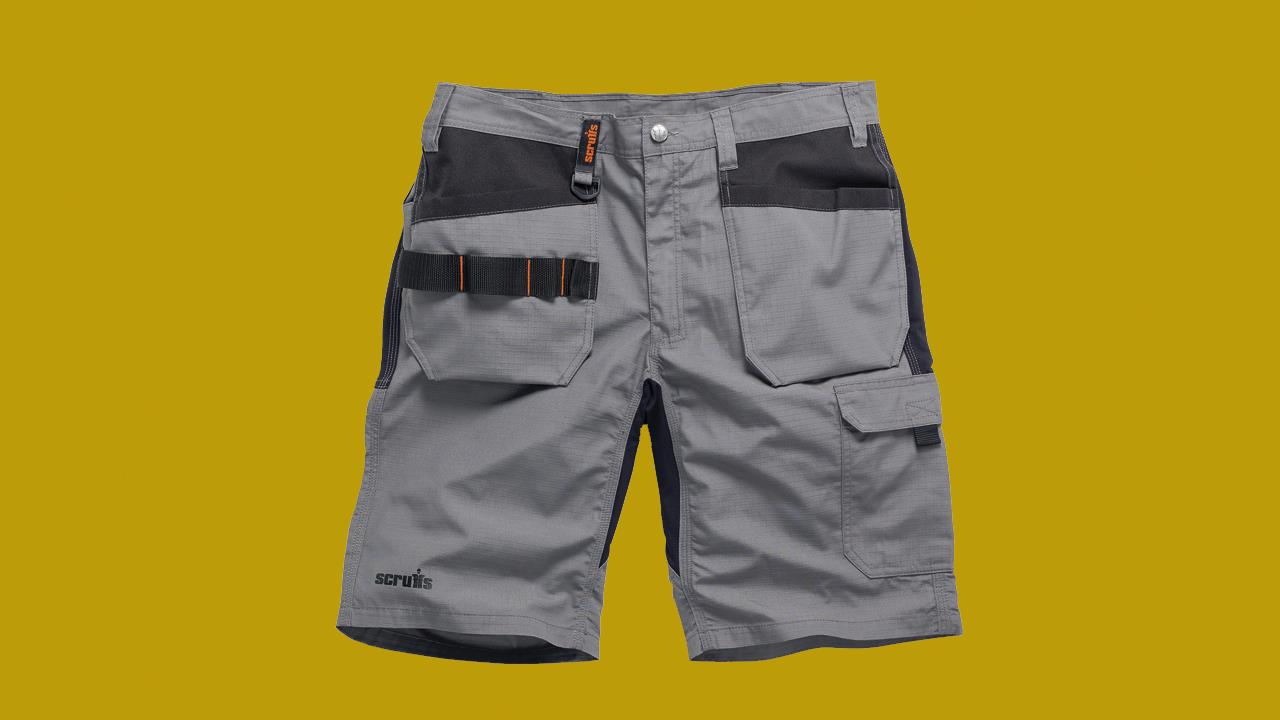 Win a pair of Scruffs' newest Holster shorts image