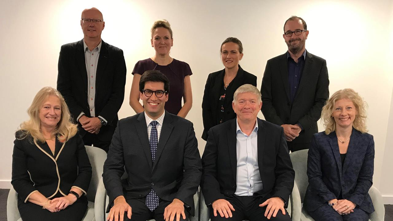 TrustMark forms new board of directors image
