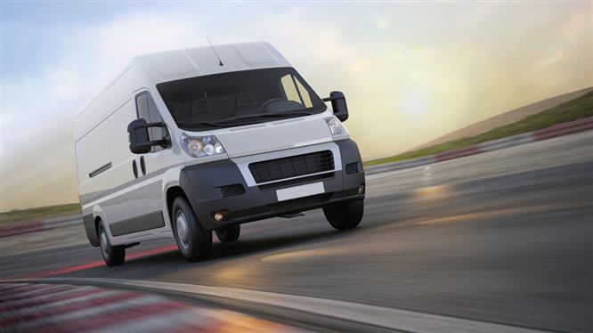 Average price of van insurance drops 5% in a year image