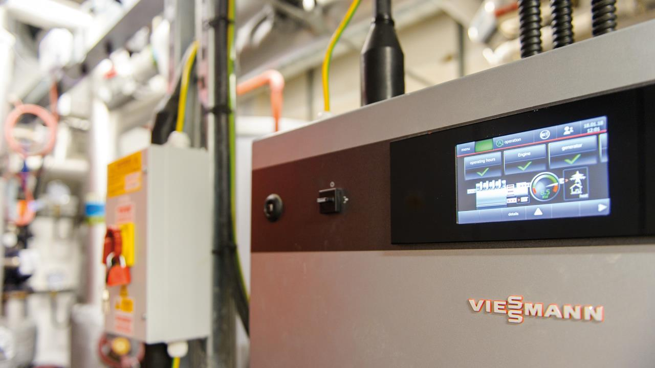Are commercial environment practices up to scratch? Viessmann isn't sure image
