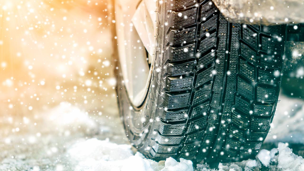 Time to switch to winter tyres, van drivers warned image
