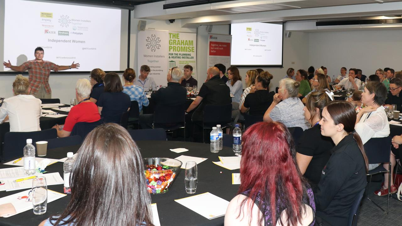 Women Installers Together conference returns for 2019 image