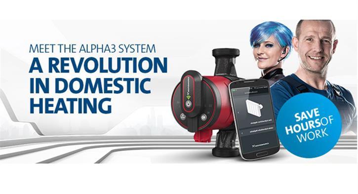 Moderigtigt HVP Magazine - Grundfos release new Alpha 3 range FC35