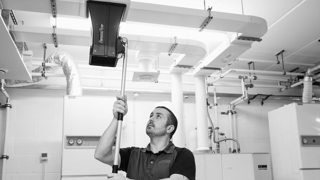 HVP Magazine - NIBE to offer BPEC-accredited domestic ventilation