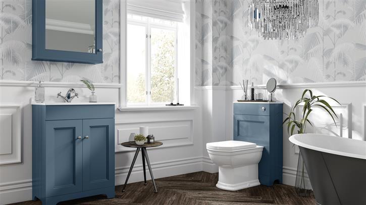 Admirable Hvp Magazine Make Clever Decisions To Maximise Bathroom Space Download Free Architecture Designs Aeocymadebymaigaardcom