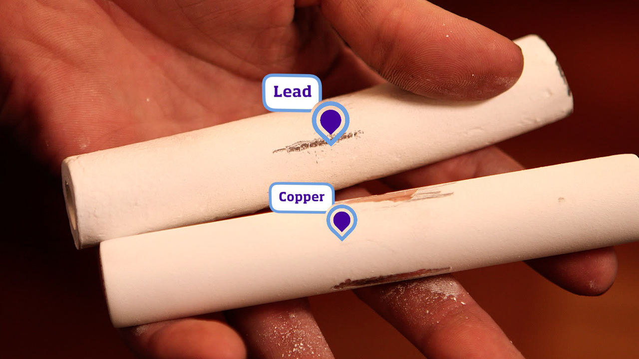 WaterSafe is urging homeowners to check their homes for lead water pipes image
