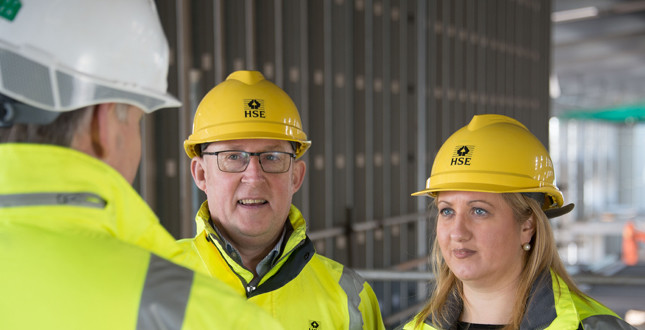 Health and Safety Executive launches new construction advisory network image