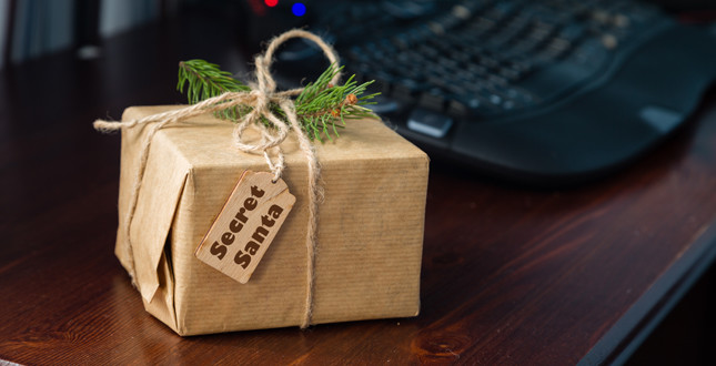 Plumbers spend most on Secret Santa gifts, says Wonga image