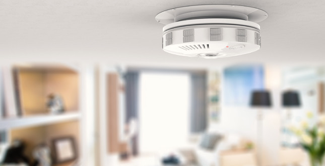 Research suggests many Brits do not see the need for a CO alarm image