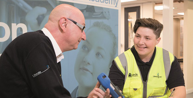 Liberate Academy opens for gas engineers in Salford image