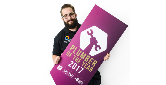 Plumber of the Year competition back for 2018 image