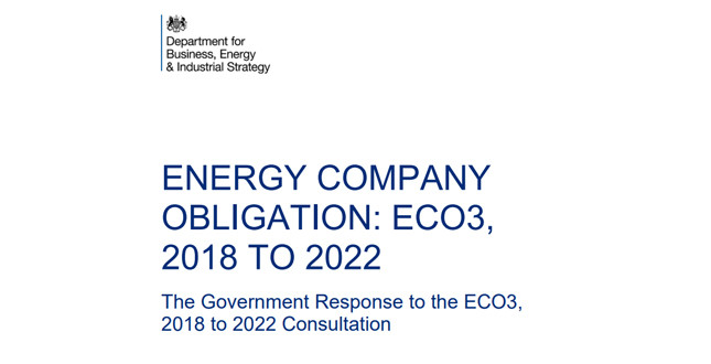 Government responds to ECO3 consultation image