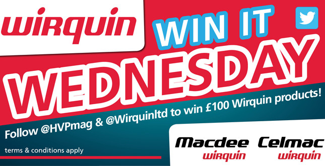 Win £100 of Wirquin products image